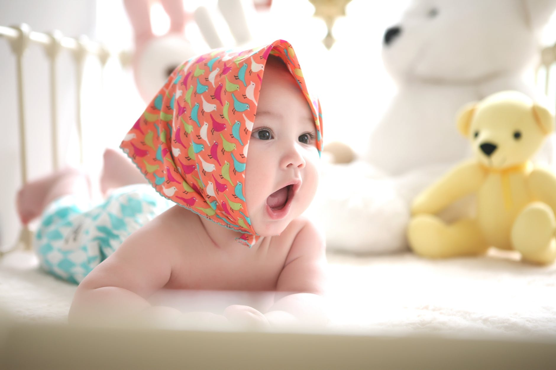 Tummy time: What it is and why it is important