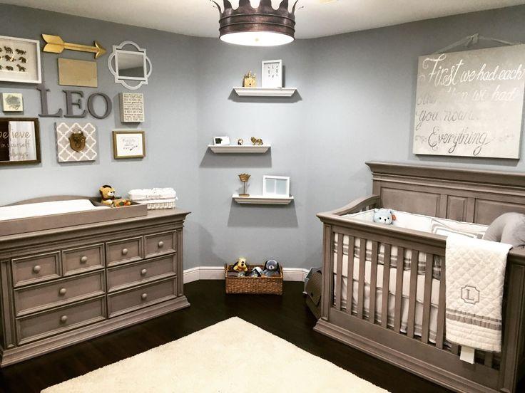 Design a boy's nursery