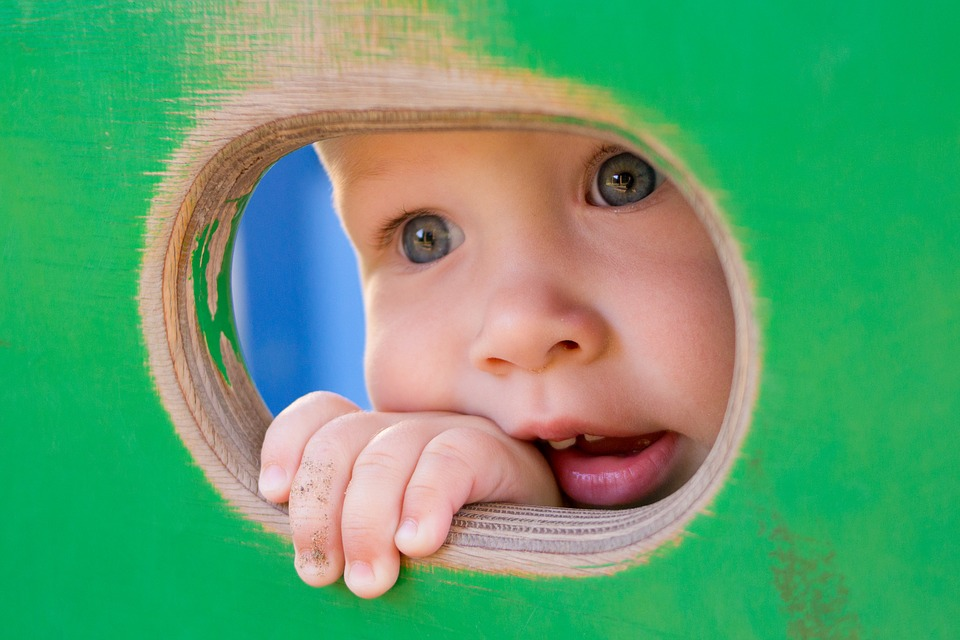 How your baby perceives the world