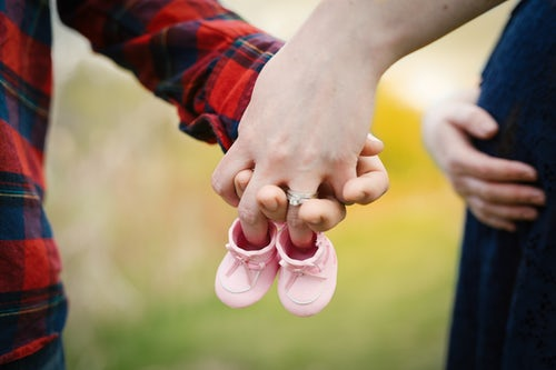 Things all couples have to do when planning for a baby