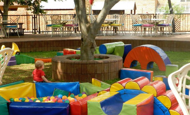 Kid-friendly restaurants in Pretoria