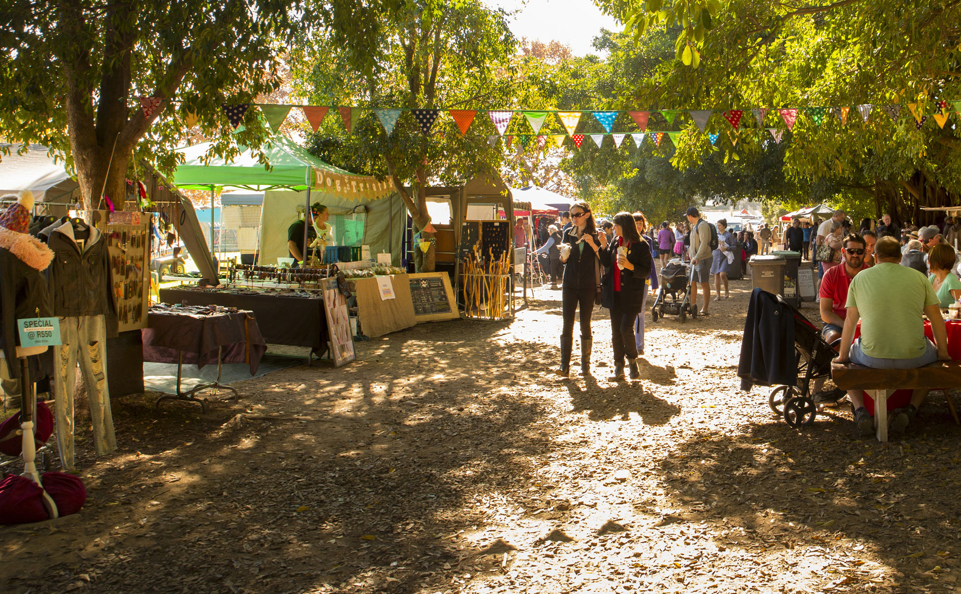 Western-Cape family-friendly markets