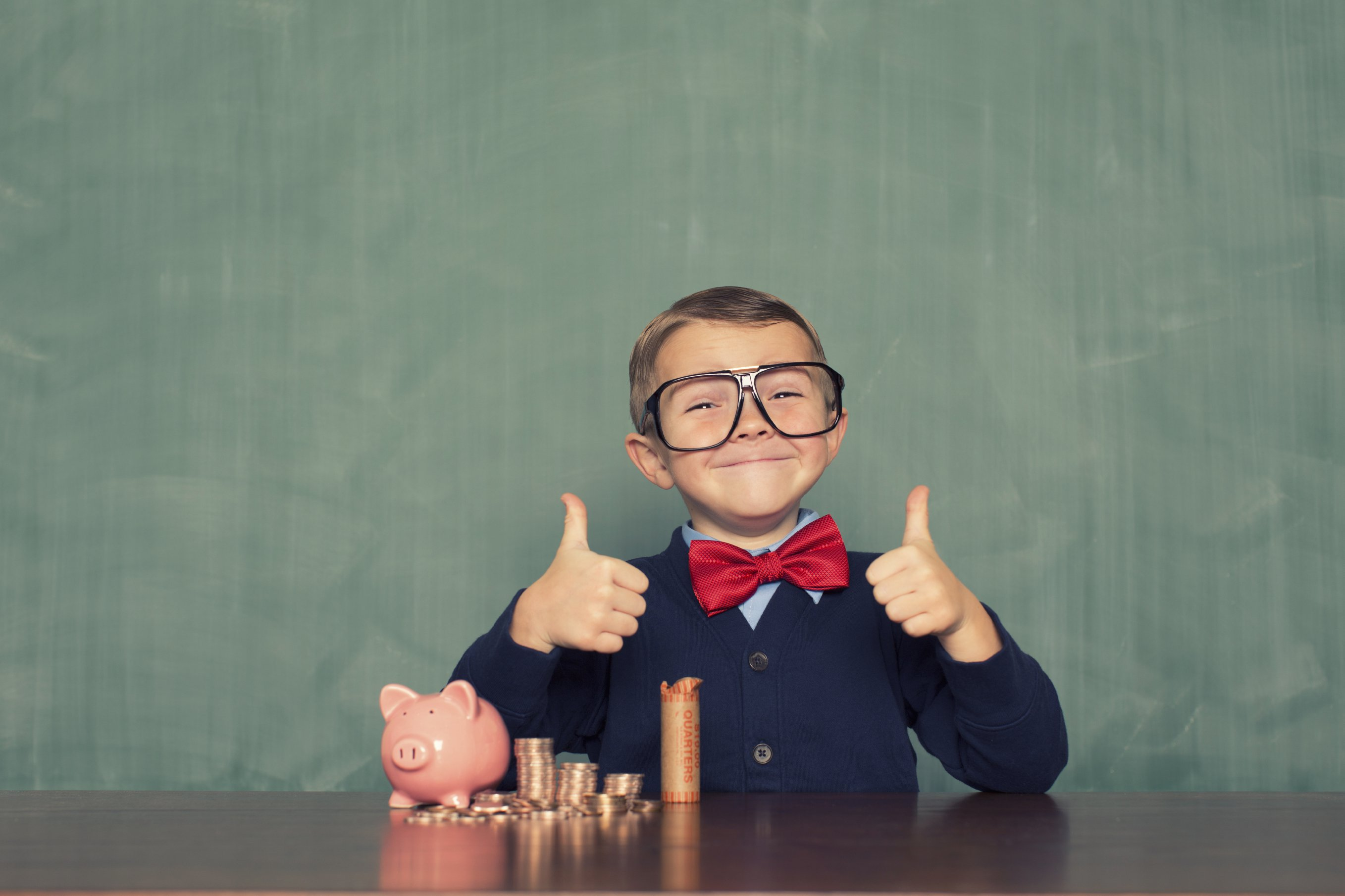 What your kids really need to know about money