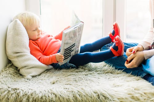 A roundup of the best early reading habits for kids