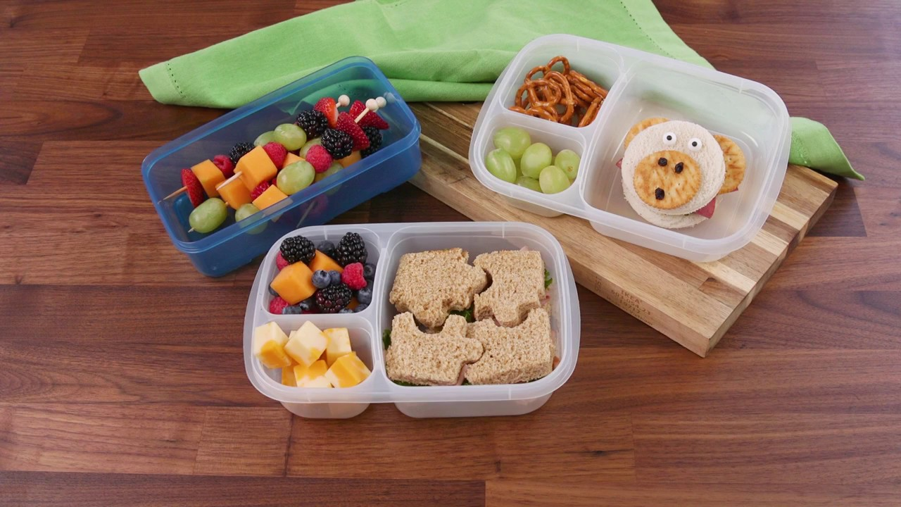 How to pack the most creative lunchboxes for school