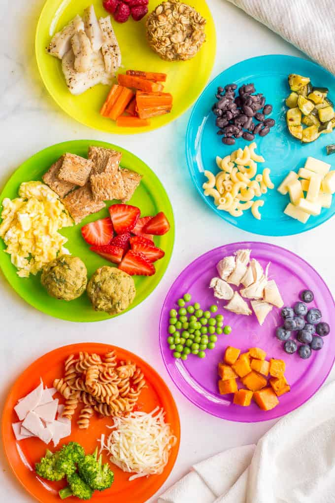 A roundup of the best baby finger foods